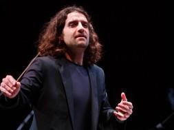 Il compositore e direttore d'orchestra GABRIELE CIAMPI