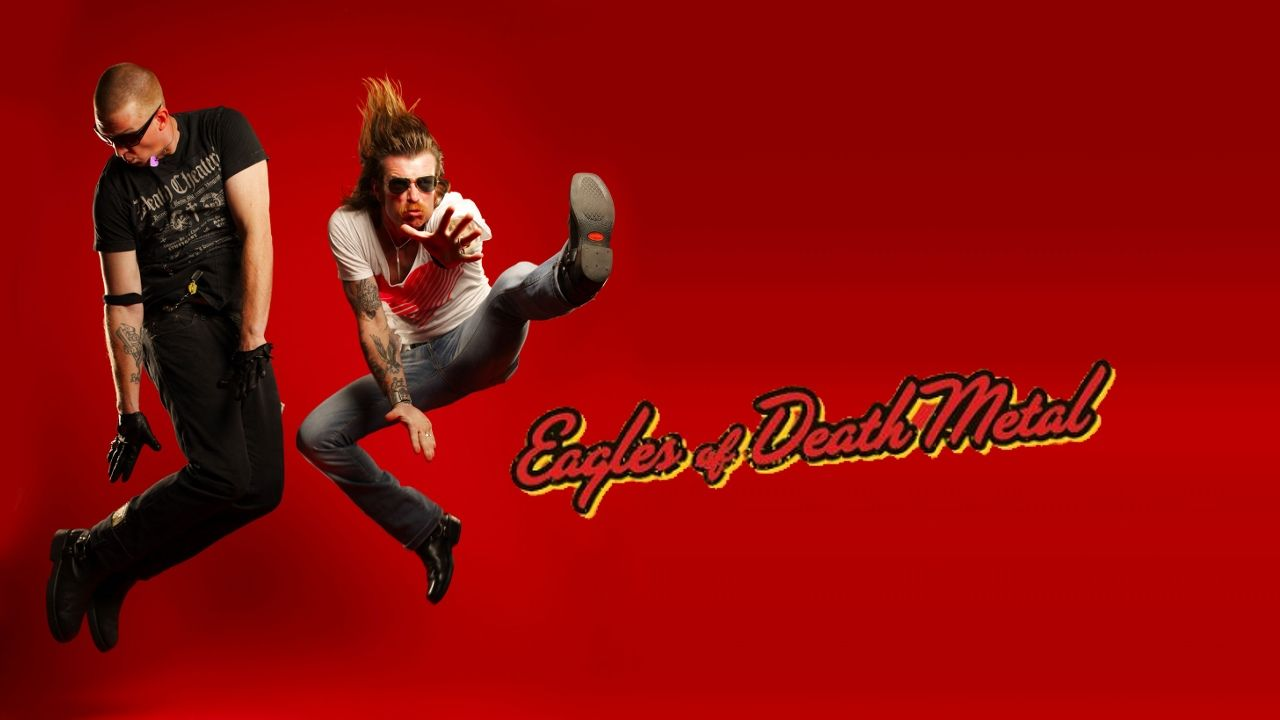 Gli Eagles of Death Metal 3 live italiani