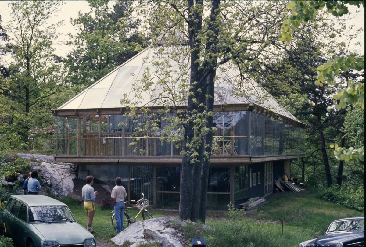 NaturHouse: la 'casa serra' che si riscalda da sola