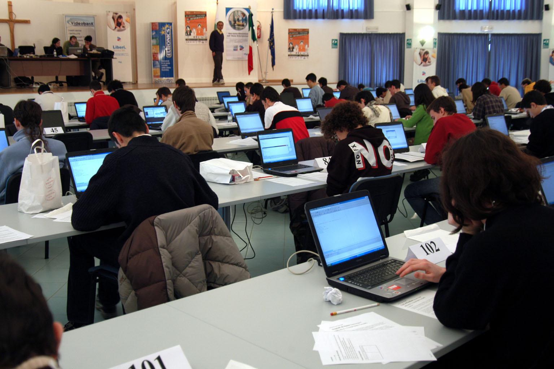 Mille partecipanti alle Olimpiadi di Informatica
