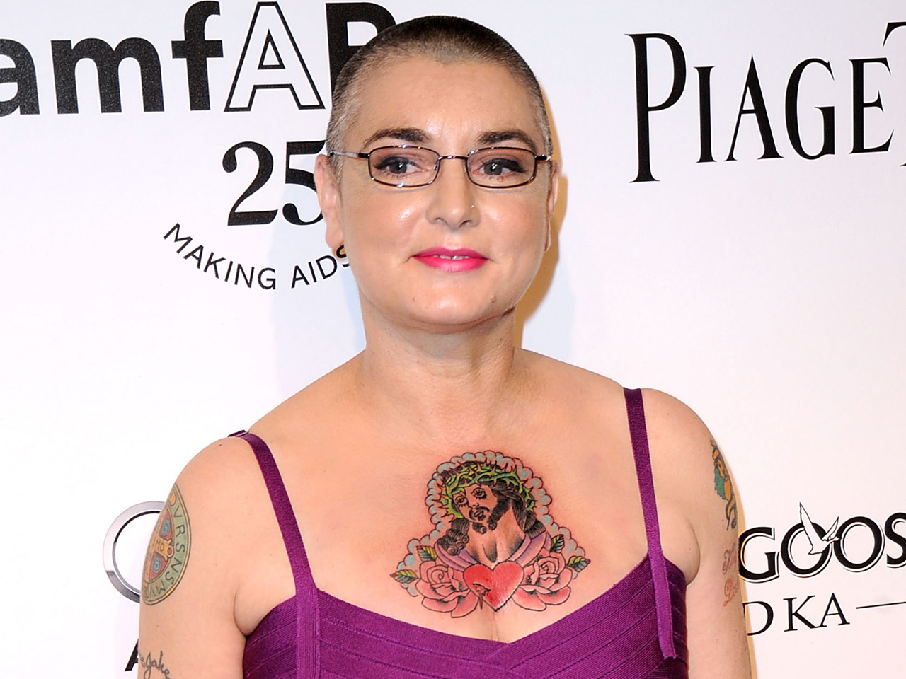 Sinead O'Connor, un post su Facebook per dire addio alla vita. E' salva