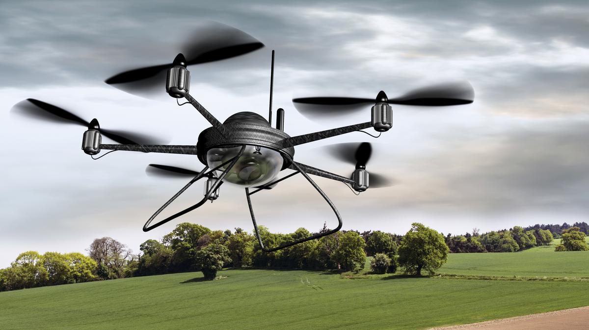 Arrivano i droni anti-somg