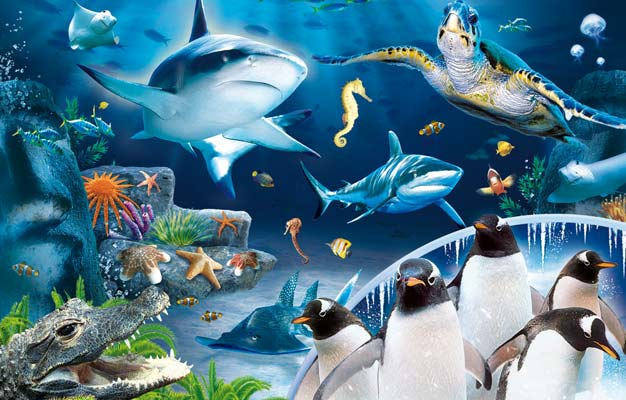 A Gardaland SeA Life Aquarium arriva il Carnevale