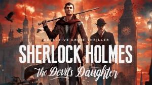 Sherlock Holmes The Devils Daughter logo