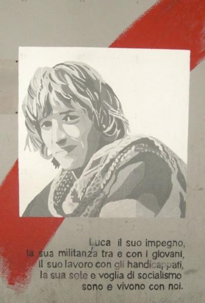 Lo zaino degli ideali: uno spettacolo per ricordare Luca Rossi a 30 anni dalla scomparsa