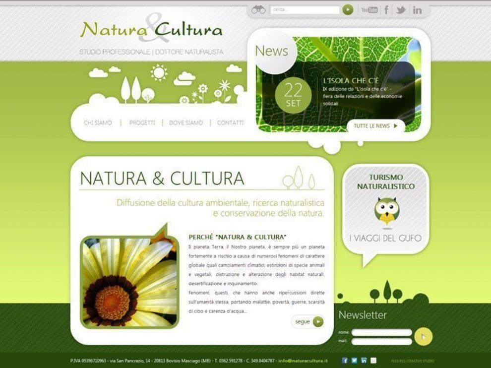Natura&Cultura: domani incontro con Gambarotta e Meroi