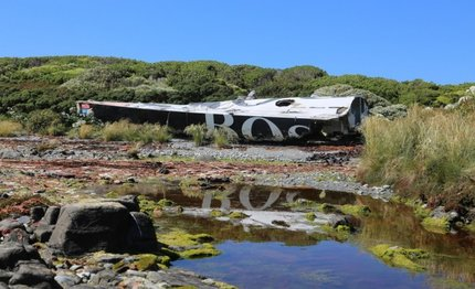 Vela: ritrovato in Patagonia l'Hugo Boss naufragato nel 2006