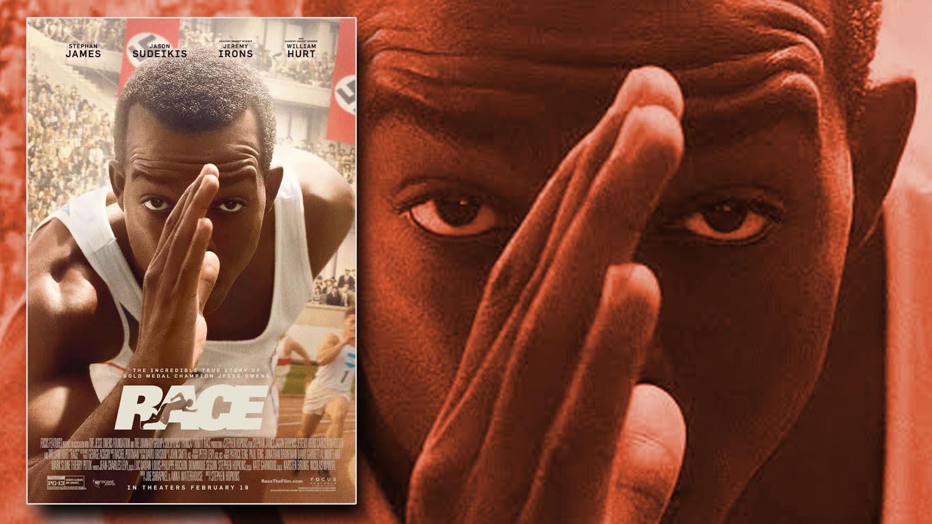 La storia di Jesse Owens arriva al cinema