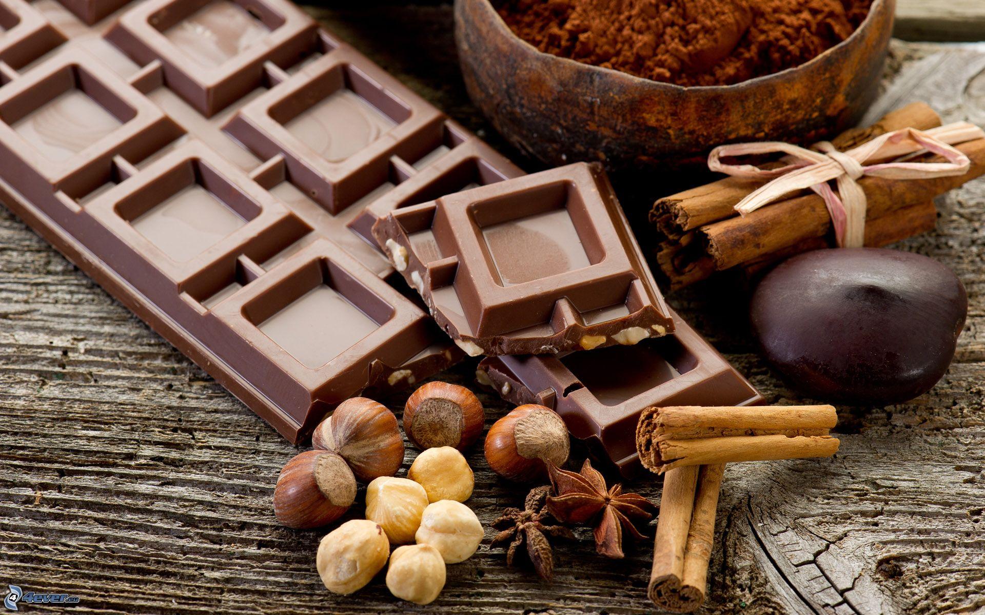 Una ragione in più per amare il cioccolato: aumenta l'attenzione del cervello