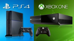 PS4 vs Xbox One PS4 Xbox One