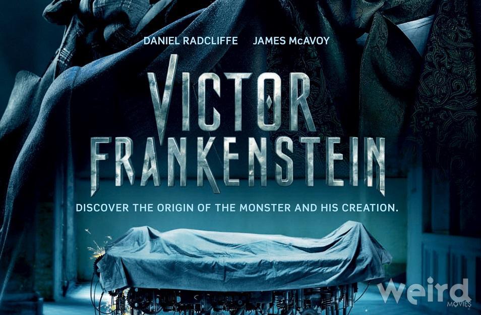 Victor, al cinema la storia segreta del Dottor Frankenstein