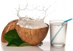acqua di cocco salute
