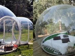 bubble tend