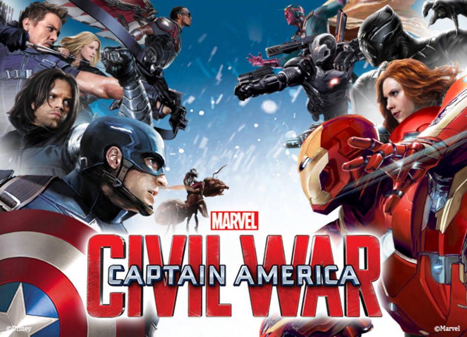 Marvel, online il nuovo trailer di Captain America
