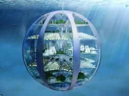città sottomarine
