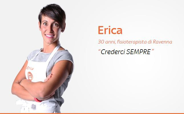 Erica Liverani è la vincitrice di Masterchef 5