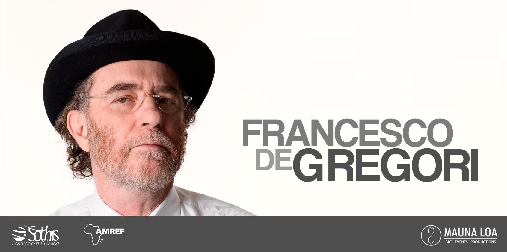 """Francesco de Gregori: da venerdì 25 marzo in radio il nuovo singolo """"come il giorno"""""""