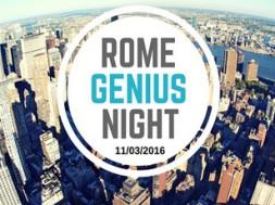 rome genius night