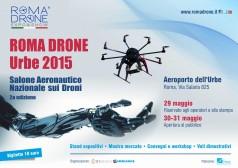 RomaDrone2015.LocandinaOrizzontale.070415