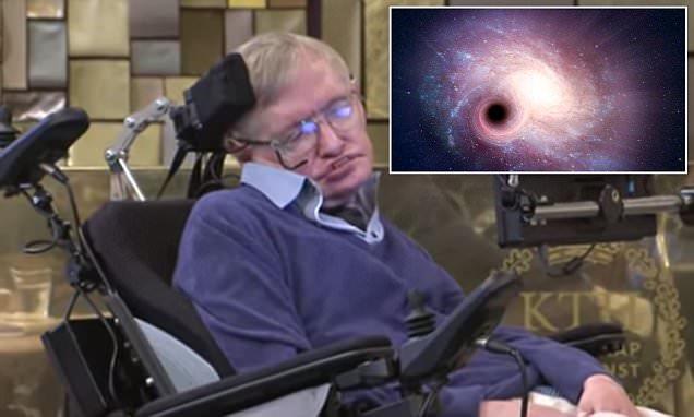 Fisica: Stephen Hawking verso il Nobel, dimostrata la teoria dei buchi neri