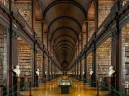 biblioteca d'irlanda