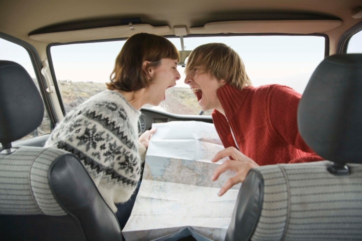 Automobile causa di litigi