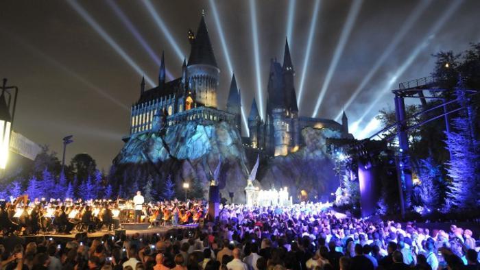Harry Potter, a Los Angeles il parco a tema ed è subito magia