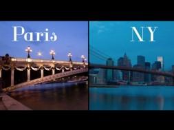 parigi new york