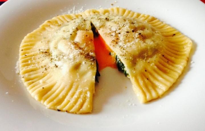 Il raviolone 'Wild' vince il vegan chef contest della Lav