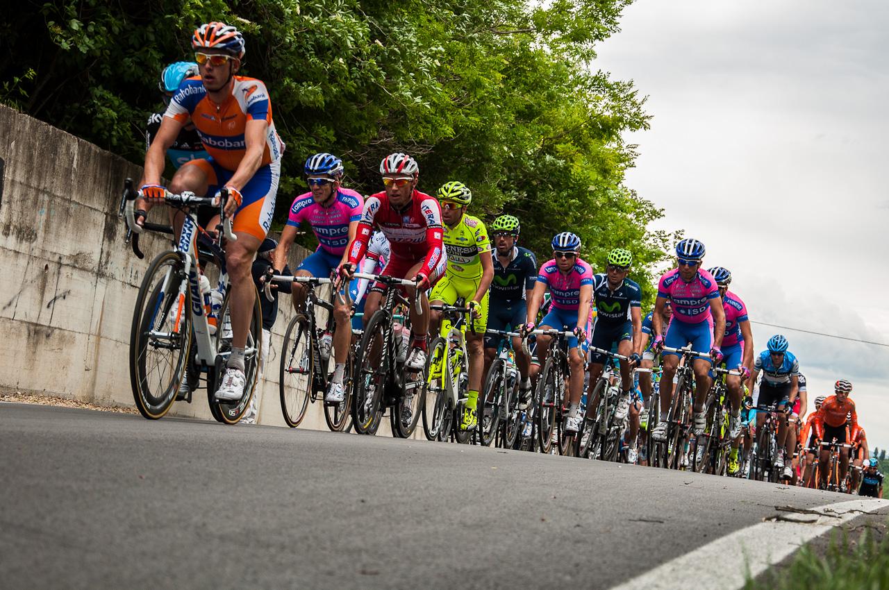 Giro d'Italia: corsa speciale sulla Transiberiana d'Italia