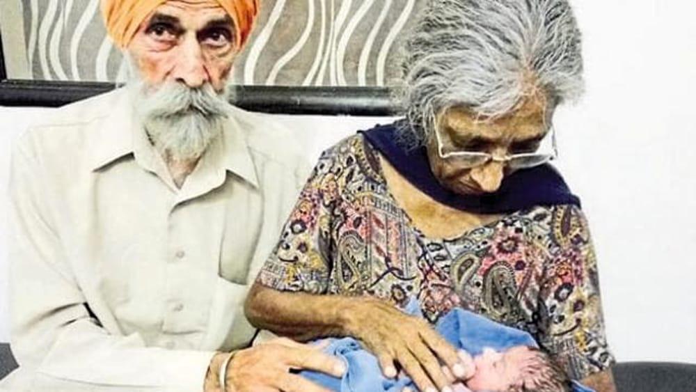 India, donna di 72 anni partorisce il primo figlio. E' polemica