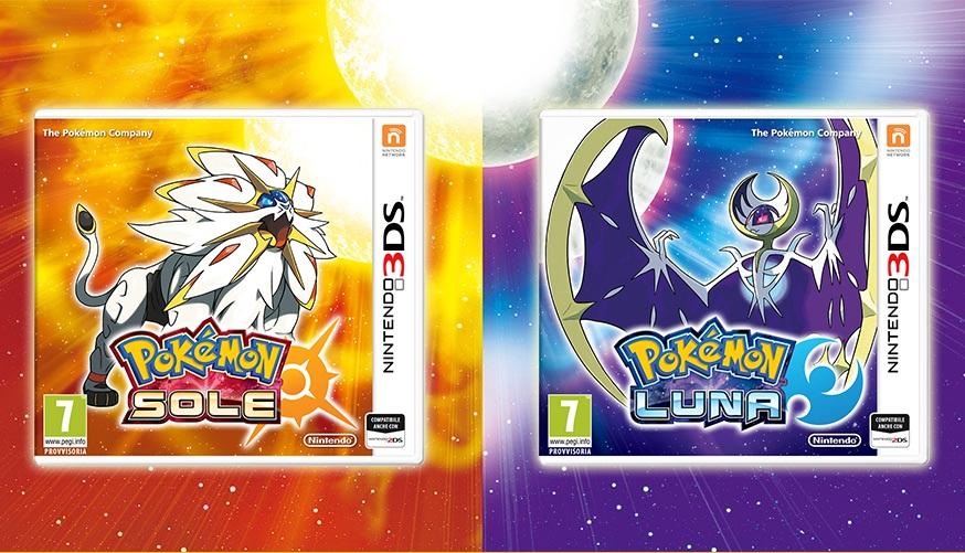 Pokémon Sole e Luna, data d'uscita e TRAILER. Ecco gli starter