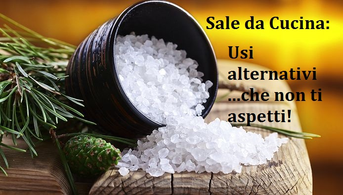 Sale: proprietà e benefici per la salute e la bellezza