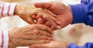 salute delle mano