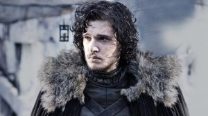 Game of Thrones Season 5 Kit Harington as Jon Snow