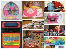 giocattoli anni 90