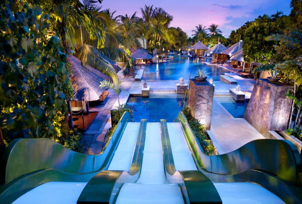 Gli hotel con i parchi acquatici più spettacolari