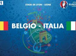 italia- belgio