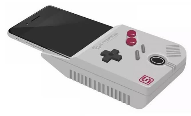 Ecco Smart Boy la cover che trasforma lo smartphone in Nintendo