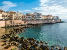 syracuse coast sicily