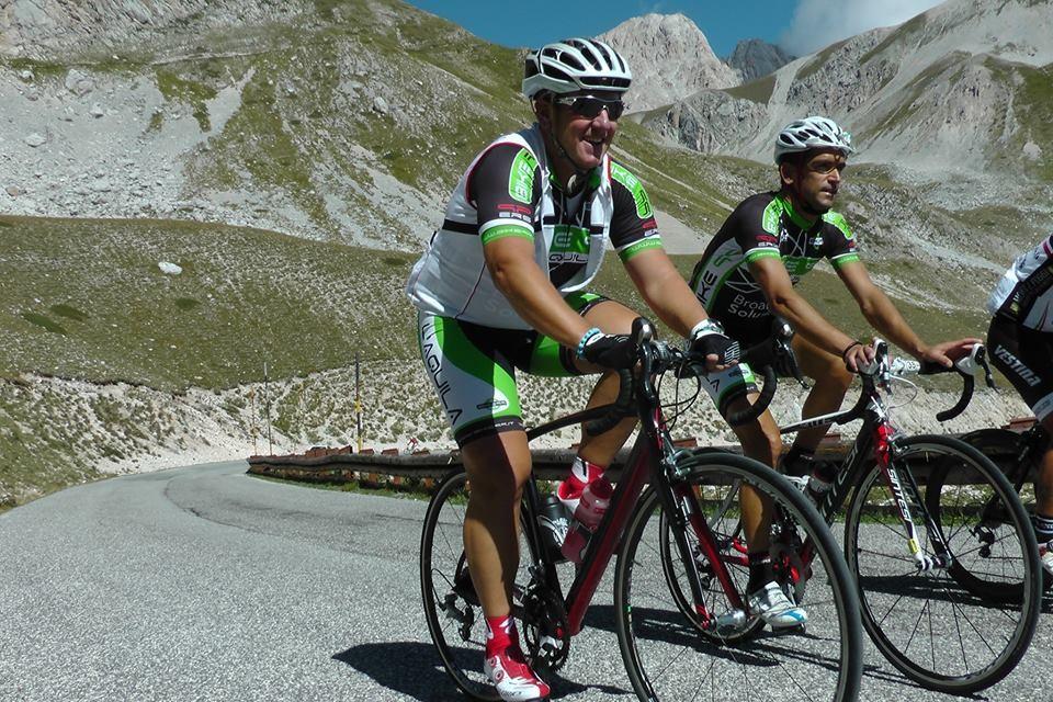 """Il 24 luglio torna il """"Gran Sasso Bike day"""""""