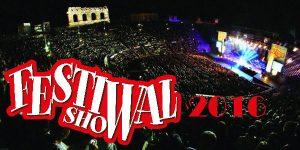 festiwal show 2016 arena di verona