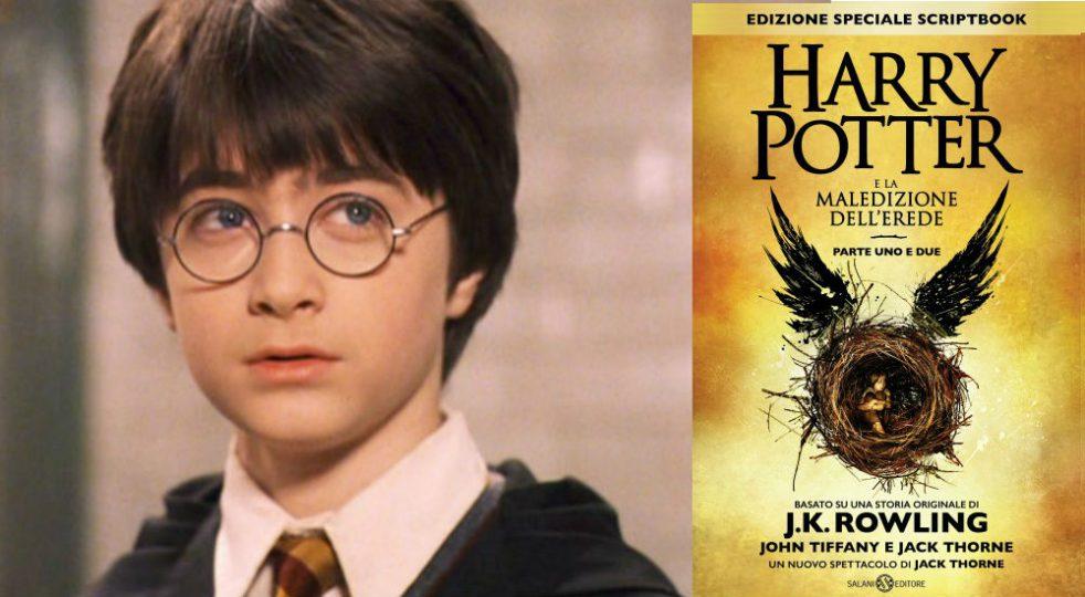 Harry Potter e la maledizione dell'erede, il maghetto ritorna in libreria
