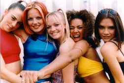 spice girls then