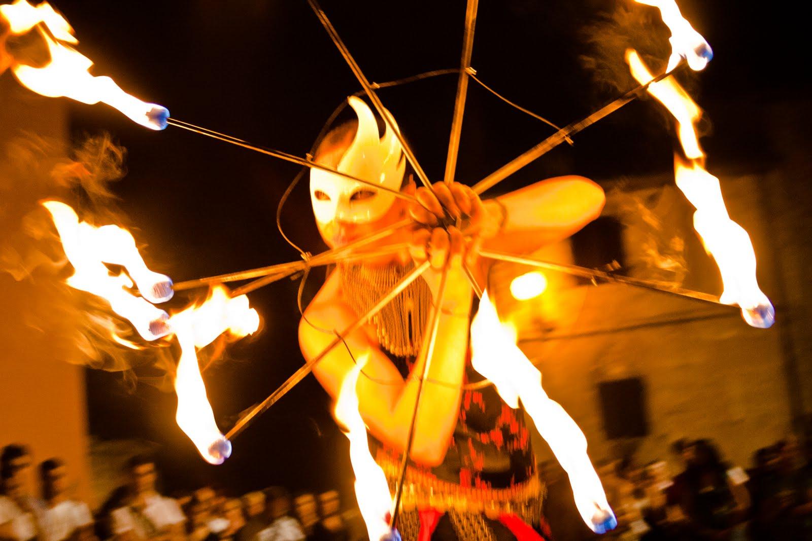 Musica, teatro e artisti di strada, va in scena la magia di Tolfarte
