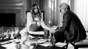 Jennifer Lopez disegnera una collezione di scarpe per Giuseppe Zanotti