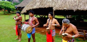 Panama Vacations Embera Indian Village Tour 8