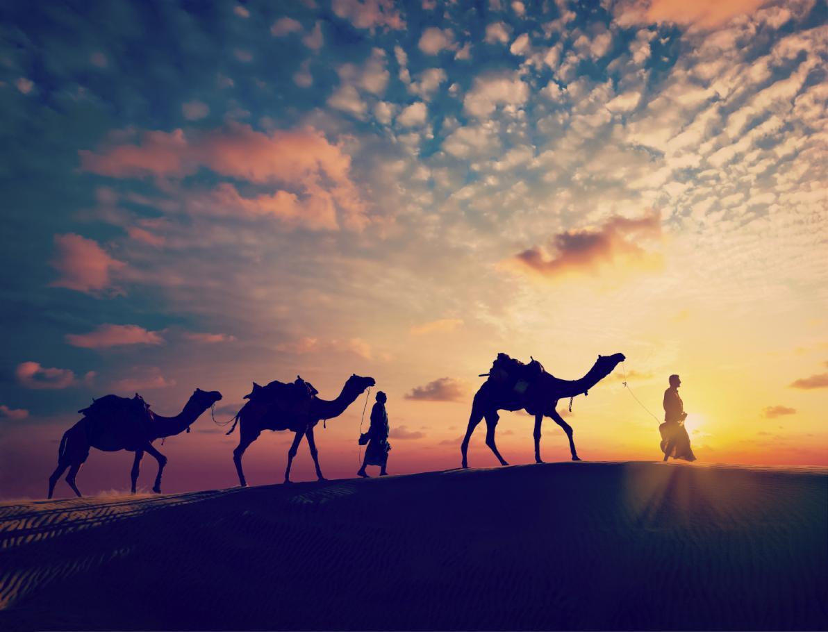 Il Medioriente e l'ombra della luce