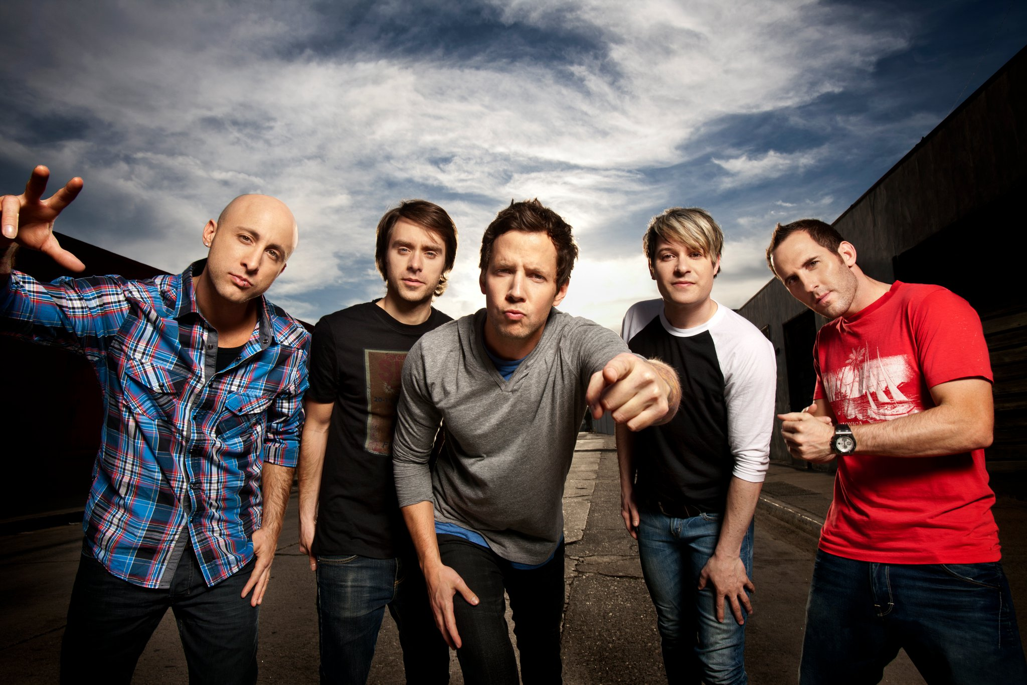 Simple Plan in Italia con due date a giugno