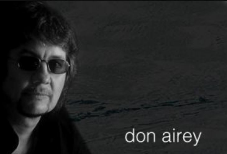 Don Airey (Deep Purple) in live a Paganica (AQ)